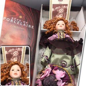 Reve De Porcelain Poupees de Collection Mundia